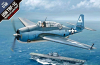 "Academy 12340 1/48 TBF-1C Avenger ""Battle of Leyte Gulf"""