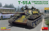 "MiniArt 37084 1/35 T-55A ""Czechoslovak Production"""