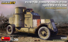 "MiniArt 39009 1/35 Austin Armored Car 1918 Pattern ""Western Front"""