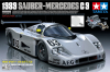 Tamiya 24359(LP70) 1/24 Sauber Mercedes C9 (1989) + Lacquer Paint LP-70 Gloss Aluminium (10ml)
