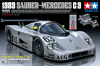 Tamiya 24359(TS17) 1/24 Sauber Mercedes C9 (1989) + Spray Color TS-17 Gloss Aluminum