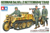 Tamiya 35377 1/35 Sd.Kfz.2 Kettenkraftrad (Mid Production)